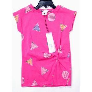 Little Marc Jacobs Little Girls Pink Cinch Dress
